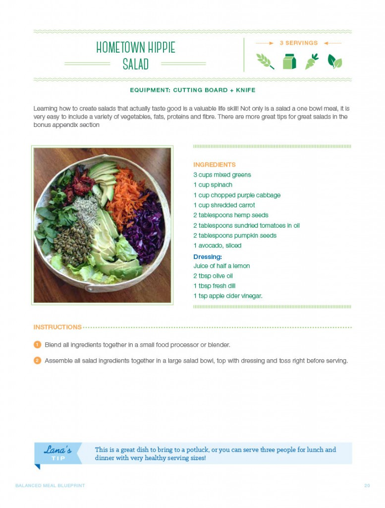 Balanced meal blueprint blast fitness ebookpreview 04 malvernweather Gallery