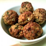 Clean Turkey Meatballs